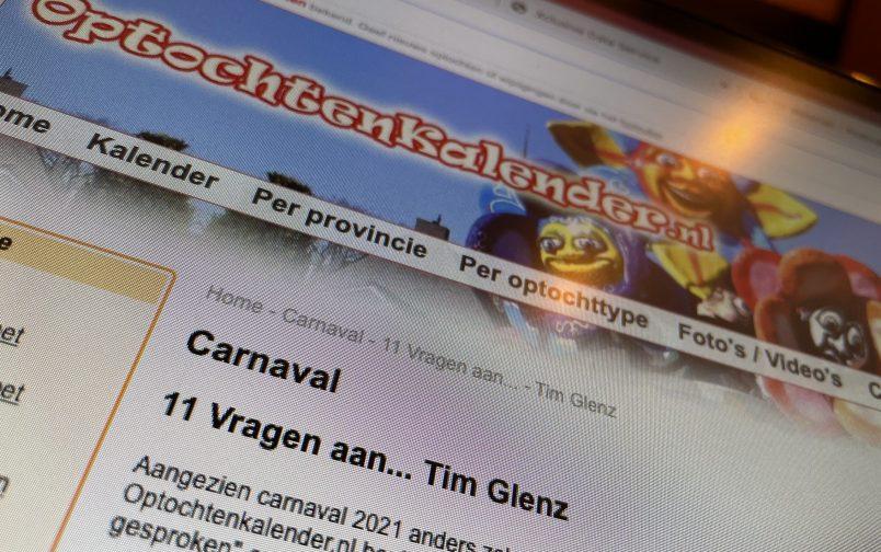 Optochtkalender.nl